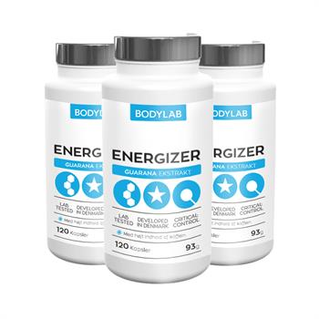 Bodylab Energizer (3x120 stk)