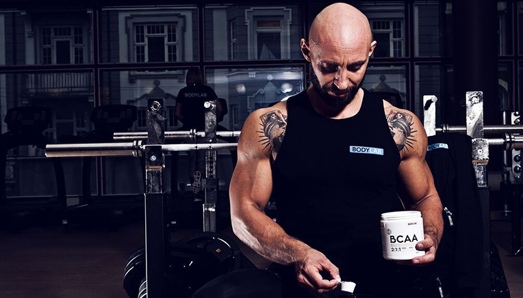 Claus kyed bodylab atlet, BCAA