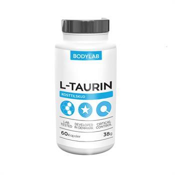 Bodylab L-Taurin (60 stk)
