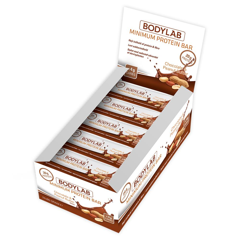 Bodylab Minimum Protein Bar (24 x 65 g)