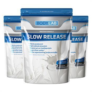 N/A Bodylab slow release (3x750 g) fra bodylab