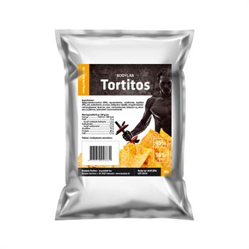 Bodylab Protein Tortitos (1x30 g)
