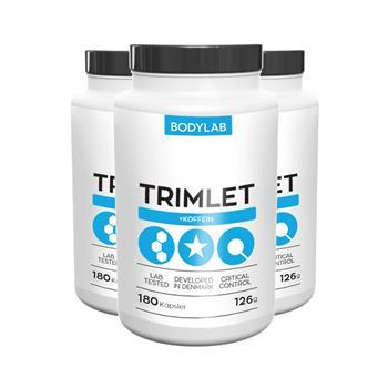 Bodylab Trimlet+Koffein (3x180 stk)