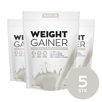 Bodylab Weight Gainer (5x1,5 kg)