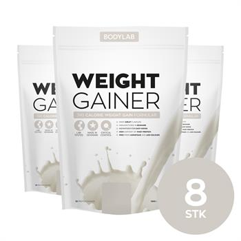 Bodylab Weight Gainer (8x1,5 kg)