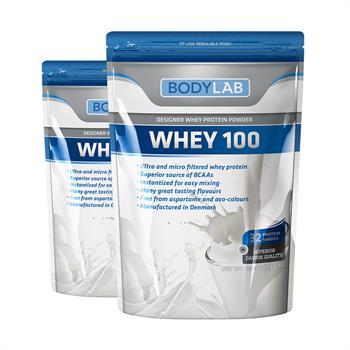 Bodylab Whey 100 (2x1 kg)