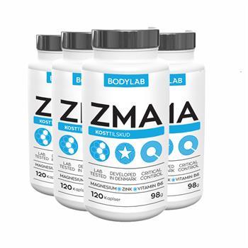Bodylab ZMA (4x120 stk)
