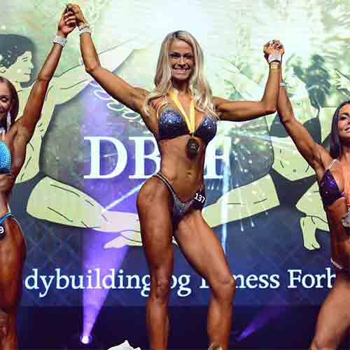 anne-sophie Bodybuilding