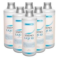 Bodylab Amino Liquid+ (6x1000 ml)