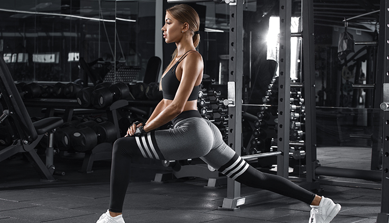 Split squats og lunges