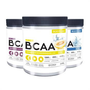 Bodylab BCAA Instant (3x300 g)