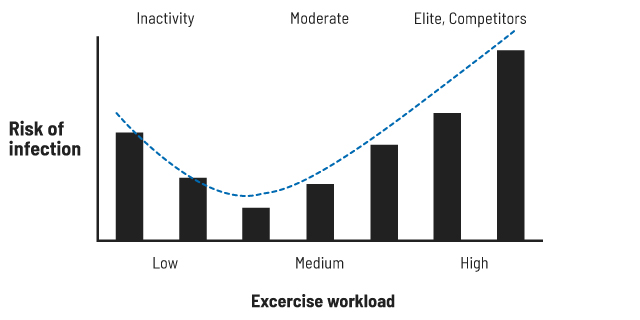 Exercise workload tabel