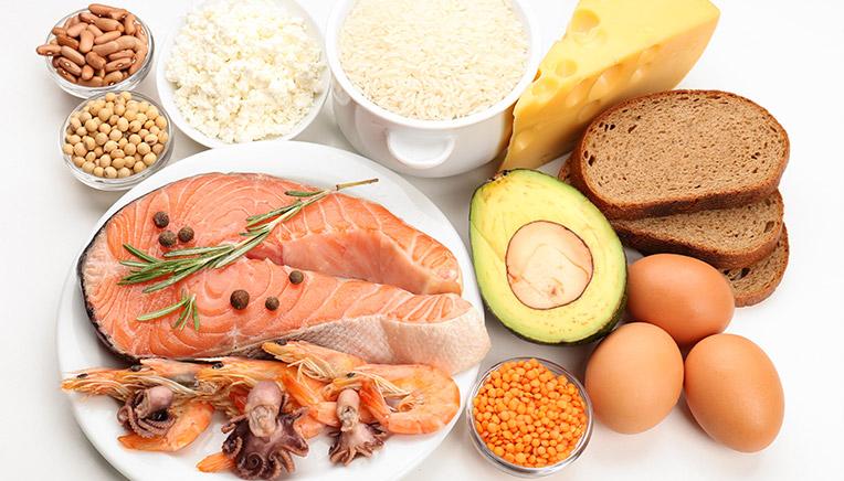 kan man spise for meget protein