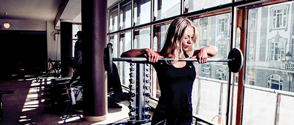 Barbell i stedet for dumbbells i BTB 2?