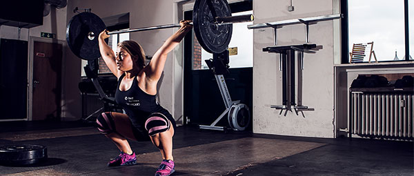 Crossfit: 30 power cleans på tid - er det problematisk?