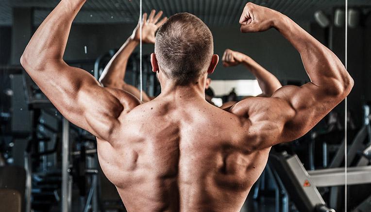 ilt til musklerne