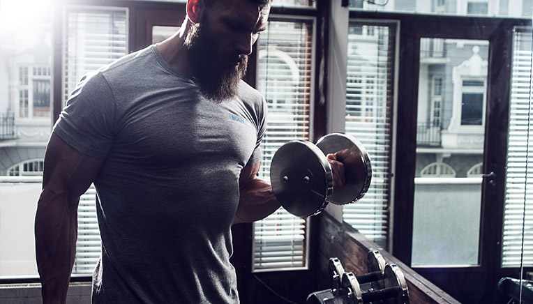 styrketræning hvor ofte