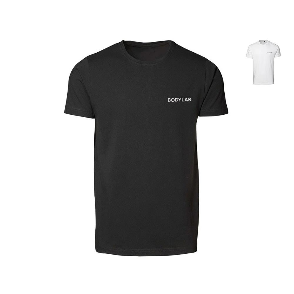 Bodylab Herre T-Shirt (1 stk) – Black – Small