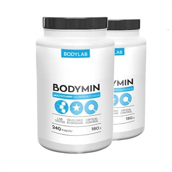 Bodylab Bodymin (2x240 stk)