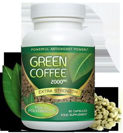 Grønn kaffebønne vitaminer Er det koffein i grønn kaffebønne ekstrakt