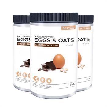 Bodylab Eggs & Oats (3x500 g)