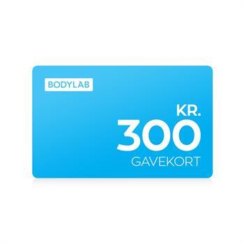 Gavekort - 300 kr. fra N/A fra bodylab