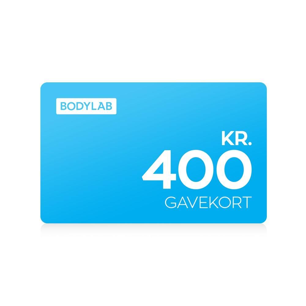 Elektronisk Gavekort - 400 kr.
