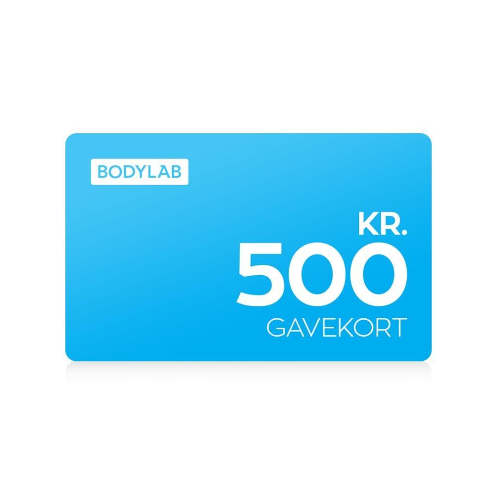 Elektronisk Gavekort - 500 kr.