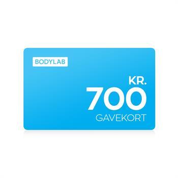 N/A – Gavekort - 700 kr. på bodylab