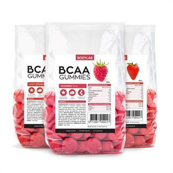 Bodylab BCAA Gummies (3x100 g)