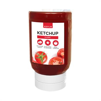 Bodylab No Sugar Added Ketchup (290 ml)