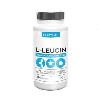 Bodylab L-leucin kapsler (120 stk)
