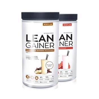 Bodylab Lean Gainer (2x1050 g)