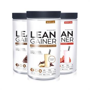 Bodylab Lean Gainer (3x1050 g)