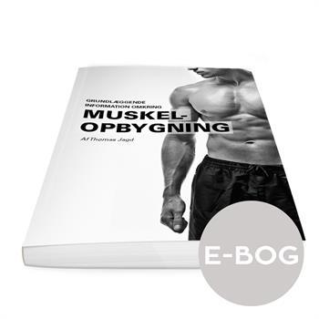 E-bog (muskelopbygning) fra N/A fra bodylab
