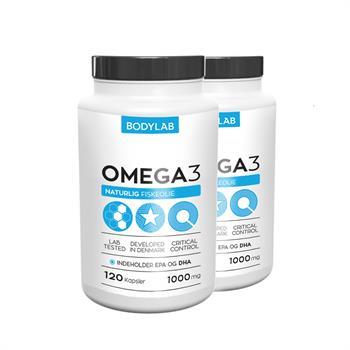 Bodylab Omega 3 (2x120 stk)