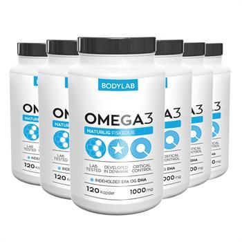 Bodylab Omega 3 (6x120 stk)