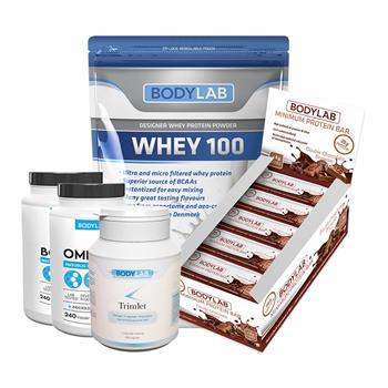 Vægttab - Mellempakke