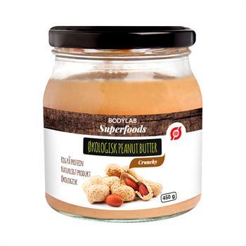 Bodylab Øko Peanut Butter (450 g)