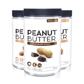 Bodylab Peanut Butter (3x1 kg)