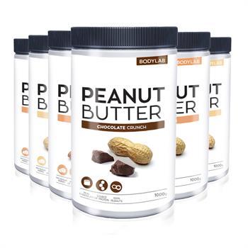 Bodylab Peanut Butter (6x1 kg)