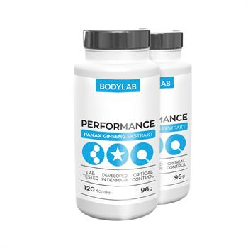Bodylab Performance (2x120 stk)