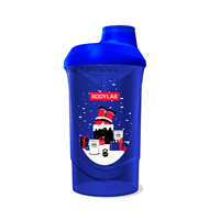 Bodylab Christmas Shaker Bottle (BPA-fri)