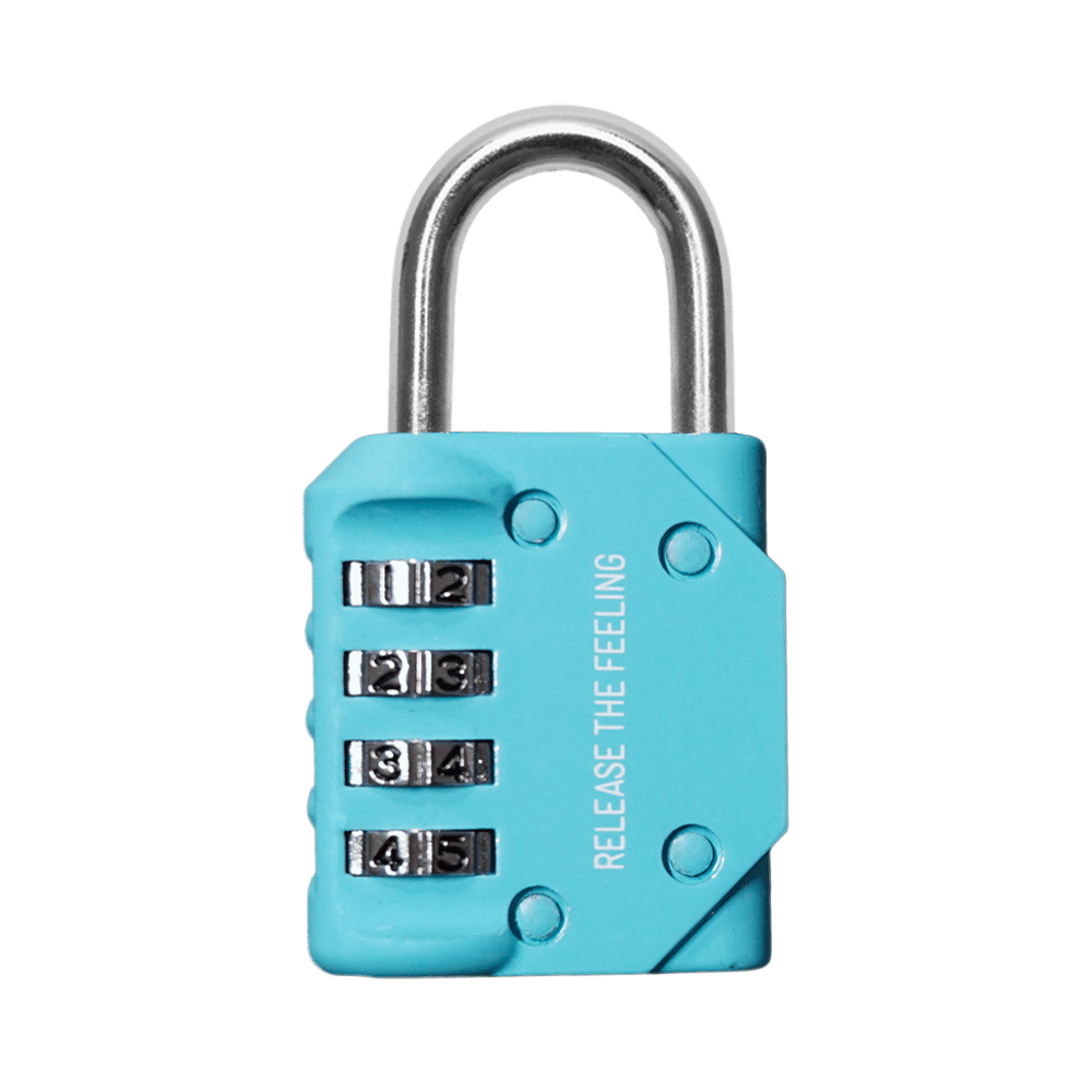 Image of Bodylab Combination Lock - Blue