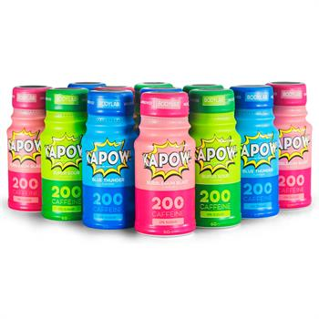 Image of   Bodylab KAPOW! Pre Workout Shot (12x60 ml)
