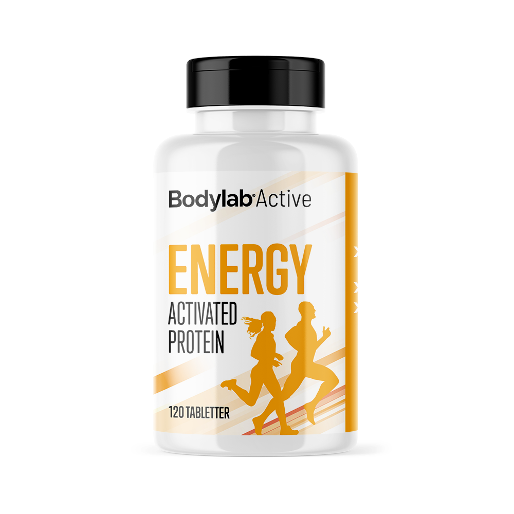 Image of   Bodylab Active ENERGY® (120 stk)