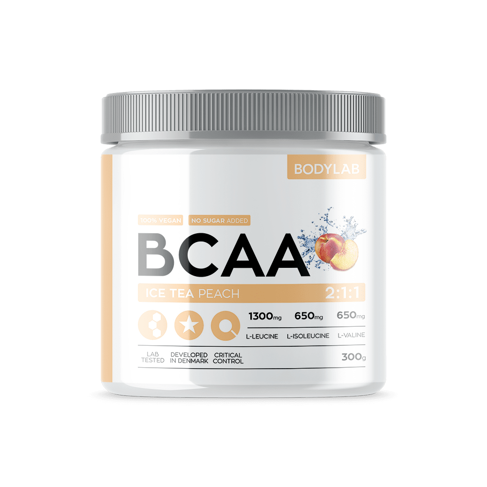 Image of   Bodylab BCAA Instant (300 g) - Ice Tea Peach