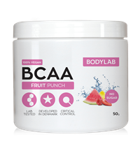 Bodylab BCAA Instant (50g) - Fruit Punch