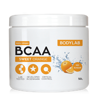 Bodylab BCAA Instant (50g) - Sweet Orange