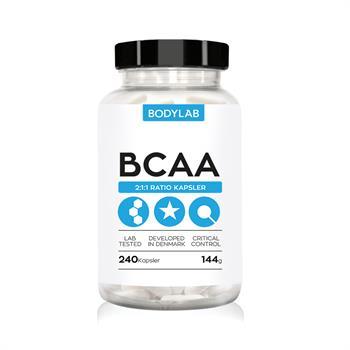 N/A – Bodylab bcaa kapsler (240 stk) på bodylab
